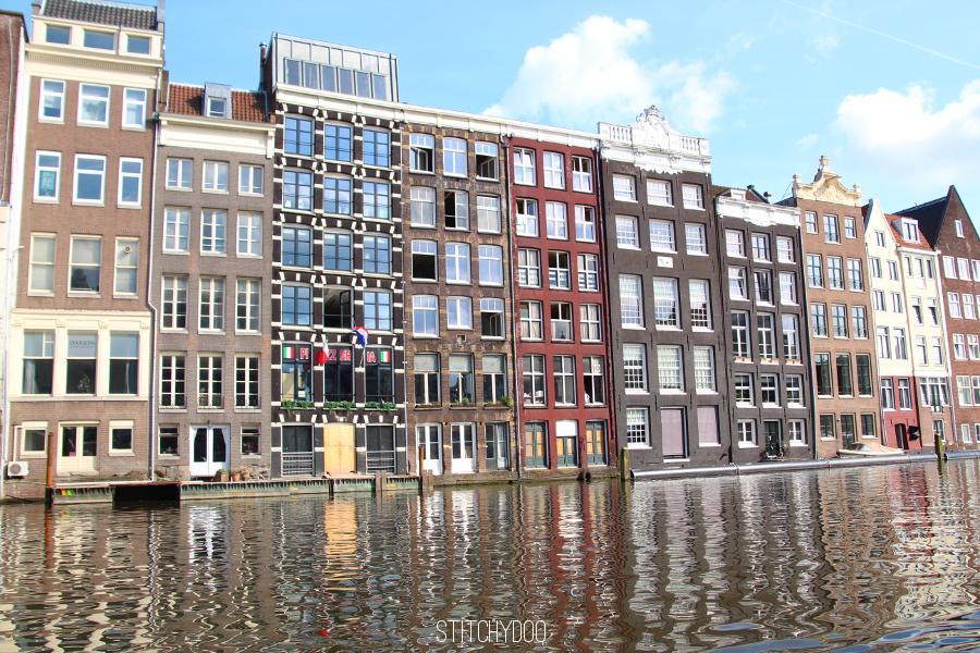 Travel | Amsterdam: charmant und bewegt