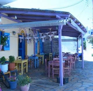 Taverna-Antiparos-Hellas