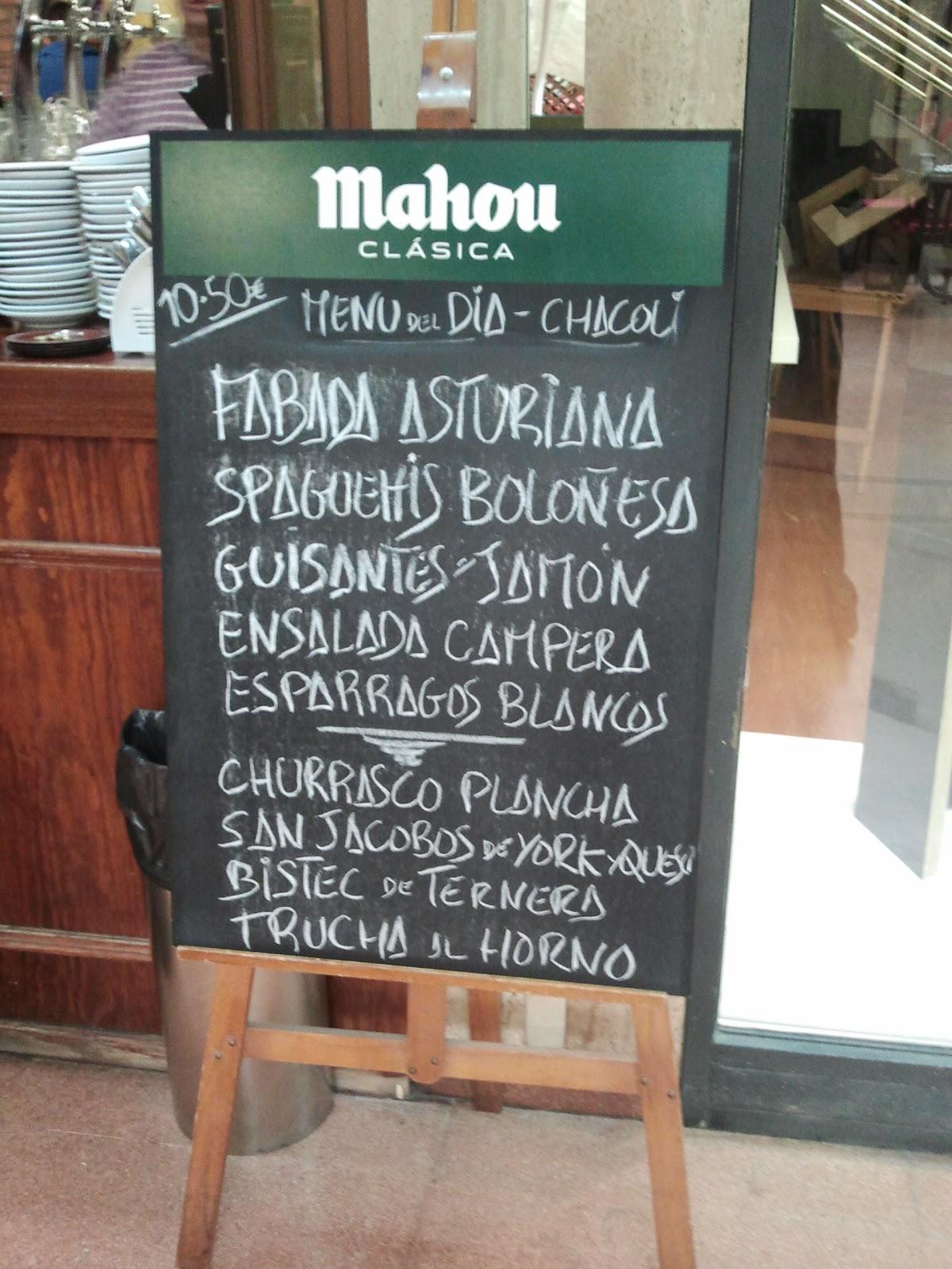 Topcomensal pozuelo de alarcon bar restaurante el jard n for Bar restaurante el jardin zamora