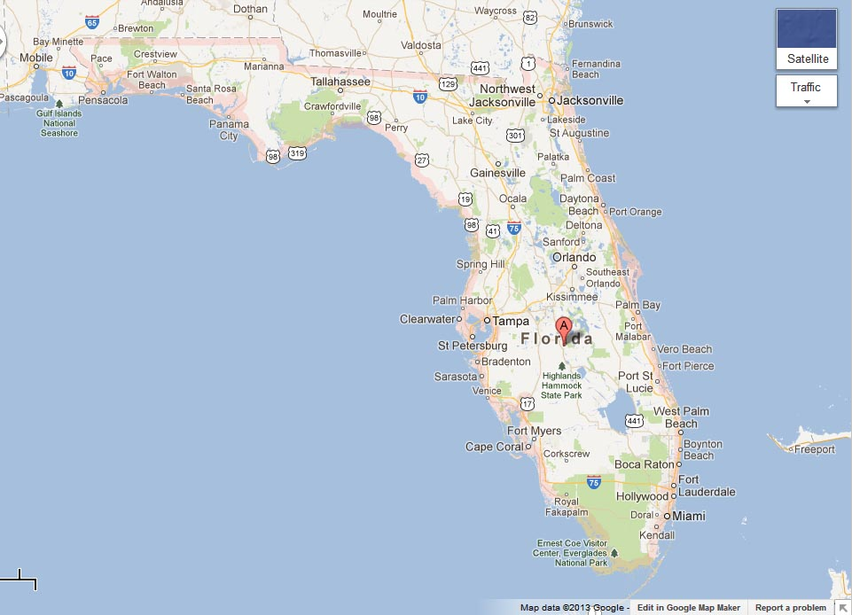 South Florida Zip Code Map.Google Florida Map