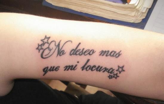 Frases De Amor Para Tatuajes En Espa Ol