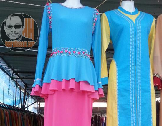 Pasar Kemboja Parit Buntar
