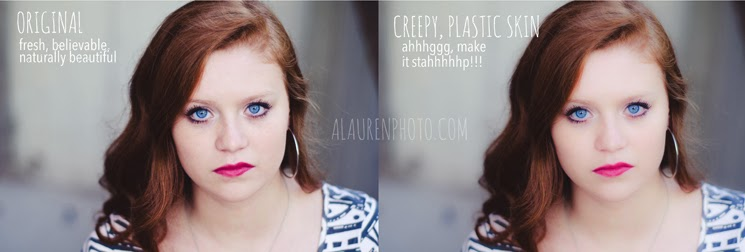 a blog post about photoshop, skin, airbrushing, corrections, explaining how I edit skin tones.