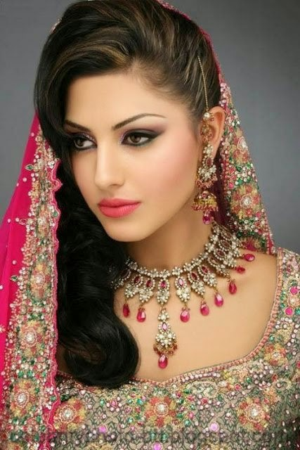 Girls+in+Weddings+and+Bridal+Dressing+Latest+New+Collection012