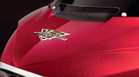 Victory 15th Anniversary Cross Country Tour Limited Edition (2013) Fairing Badge