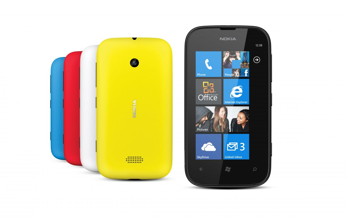 Nokia Lumia 510. Windows Phone at a lower price