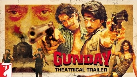 Gunday (2014) - Theatrical Trailer Watch Online