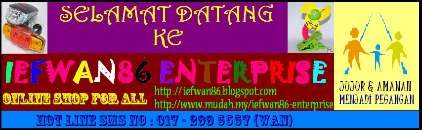 IEFWAN ENTERPRISE