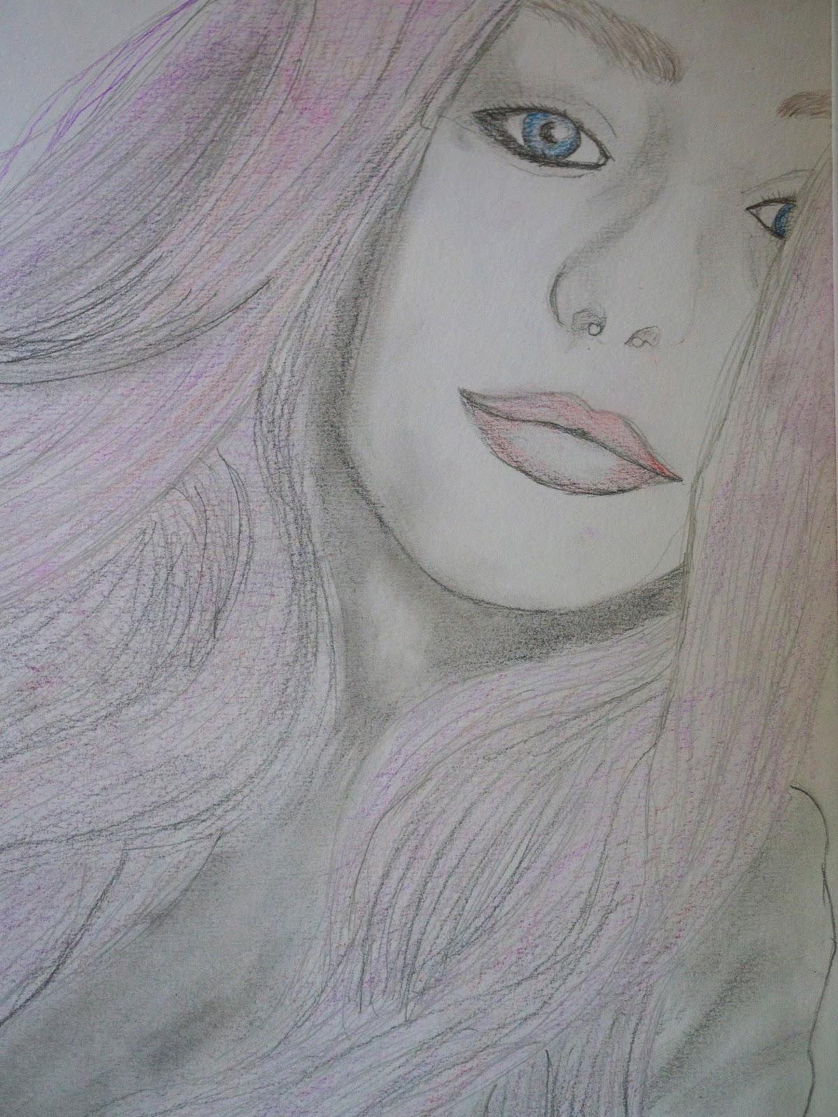 Zeichnen n tigt zur aufmerksamkeit und sie ist doch die - Zeichnen ideen ...