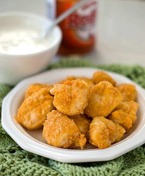 Buffalo Chicken Nuggets Heat Oven To 350