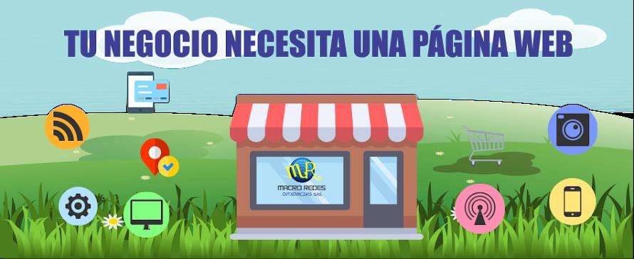Páginas web Palmira