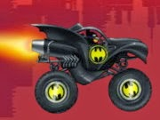 game Batman đua xe truck tại game vui