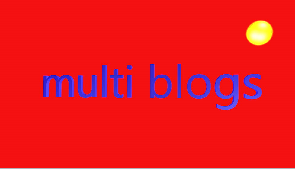 multi blogs