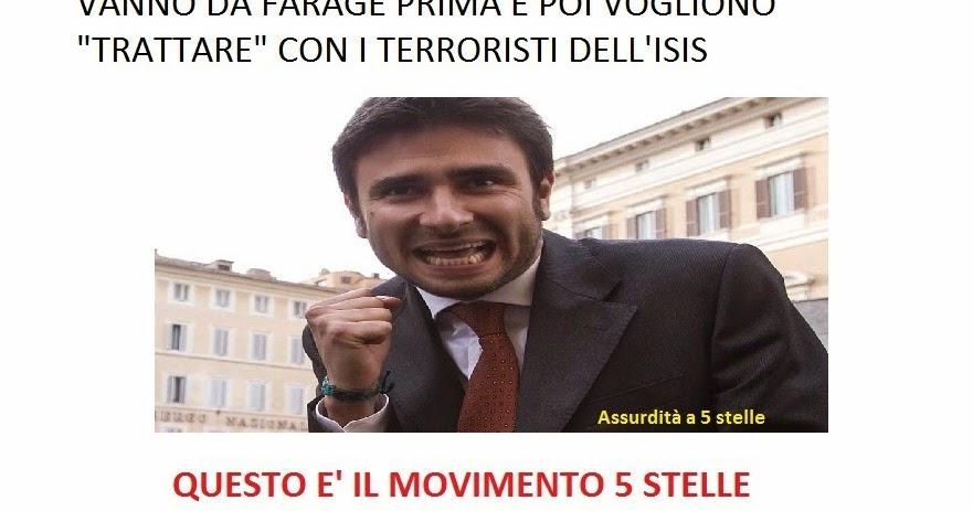 M5s no a bersani e pd s a farage e terroristi di isis for Elenco parlamentari pd