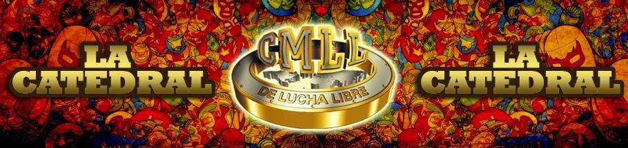 Consejo Mundial de Lucha Libre: La Catedral