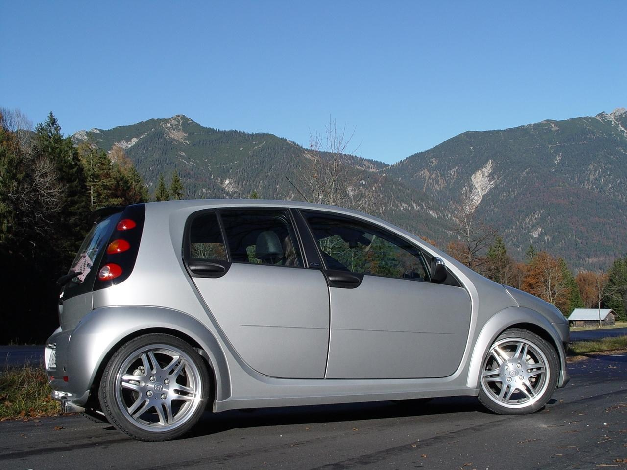 2015 smart forfour 1600 x 900 hd
