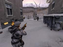 Screenshot Counterstrike Condition Zero