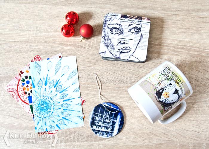 Snapfish personalised stocking stuffers