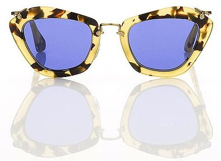 A Matter Of Style: DIY Fashion: Leopard sunglasses