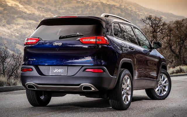 new jeep cherokee 2014 rear