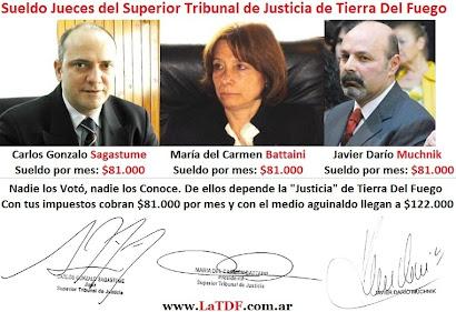 La Justicia Fueguina incumple la Constitución
