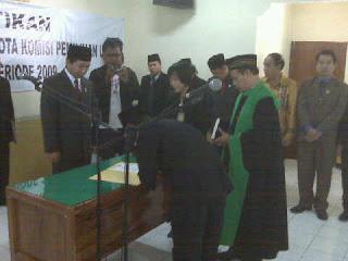 Ahmad Roni PAW Basid