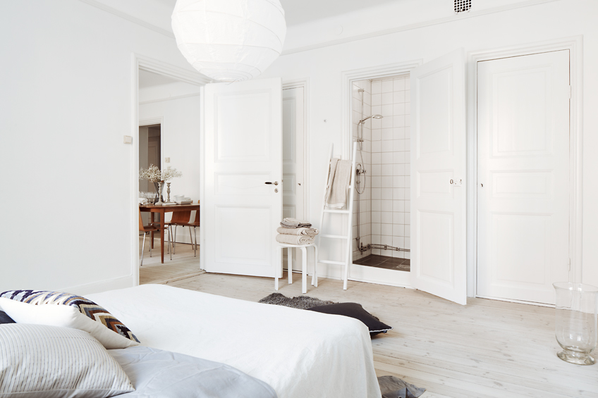House and Home Magazine: A beautiful Stockholm apartment with mid ...