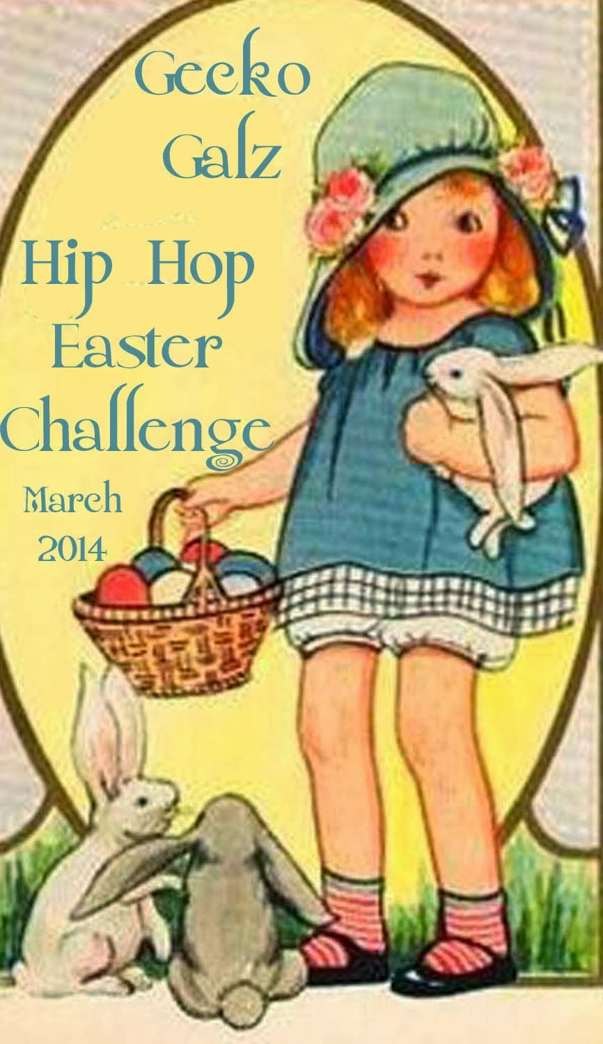 Join us for a Hip Hop Easter Challenge