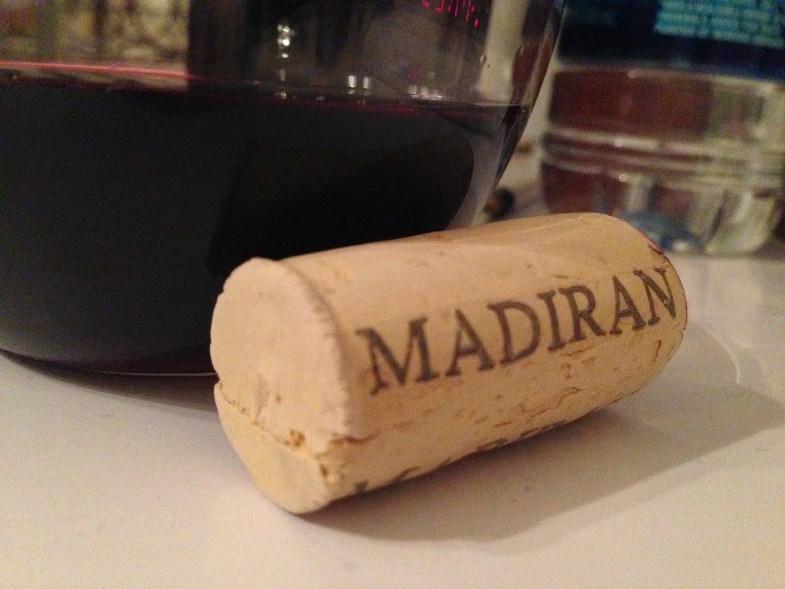 MADIRAN The Wine Bar