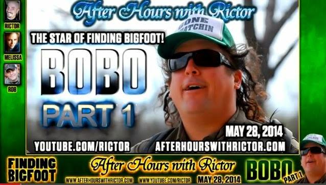 Finding Bigfoot Bobo Fay Interview