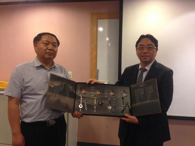 南京軟件谷參訪團