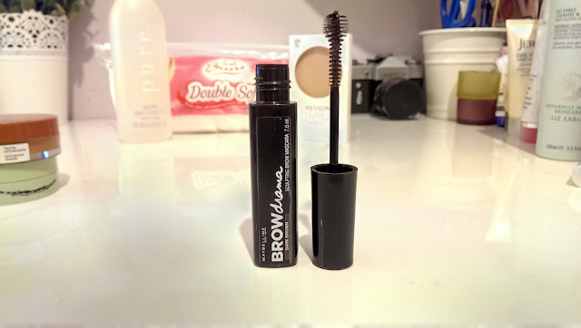 Photo of the Maybelline browdrama - very strange wand