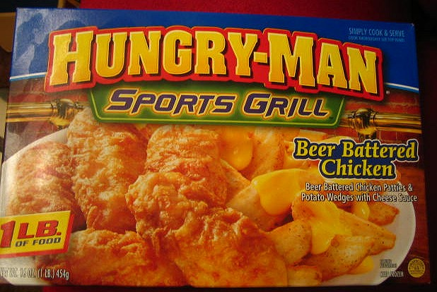 Review The World Hungry Man Sports Grill Beer Battered