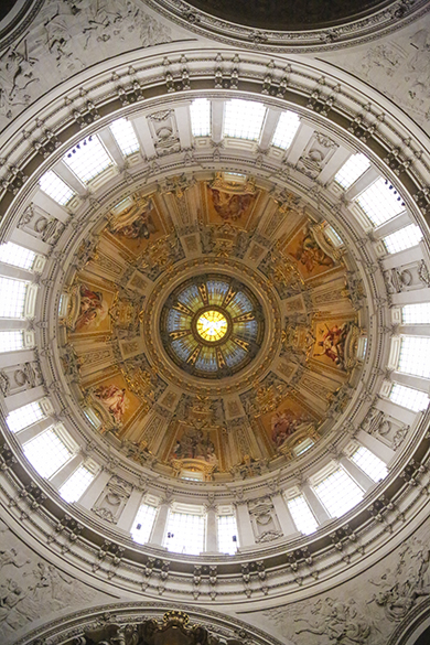 Berliner Dom Dome