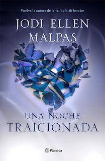 Una noche. Traicionada de Jordi Ellen Malpas
