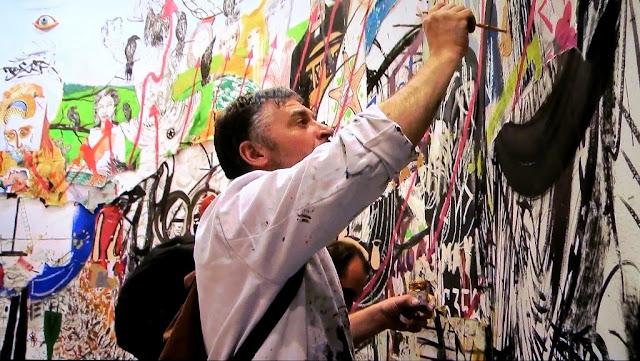 Конгресс рисовальщиков в Берлине, 2012