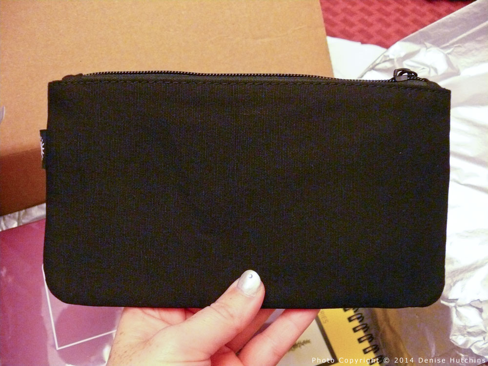 Lumi Pencil Pouch, Back