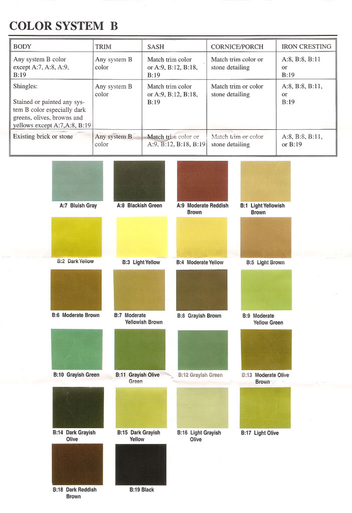 Valley Crossing Ii New Paint Colors Coming Soon