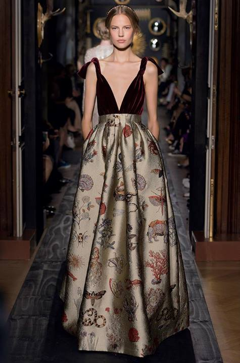 Valentino Enchanting Couture FW Gowns 2014 | Fashion News and Trends