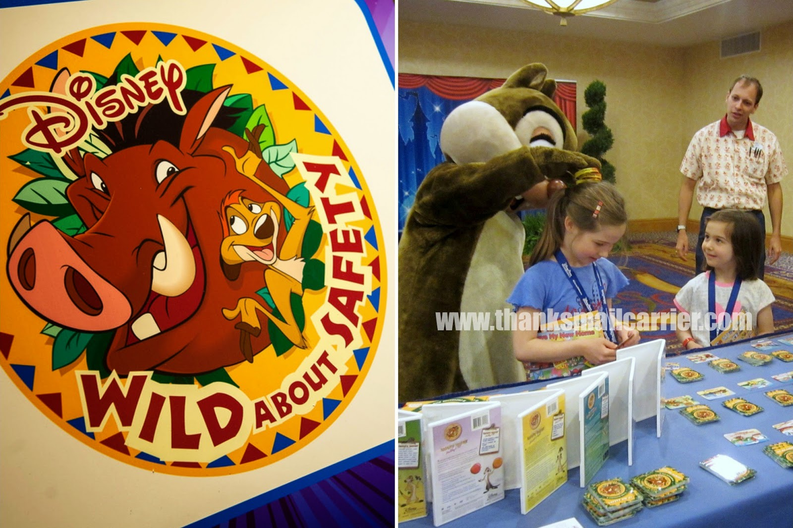 Disney wild about safety