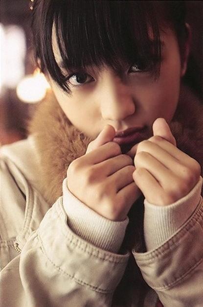Japan Beautiful Actress Kawaguchi Haruna