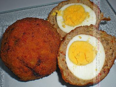 recept ingver, recepti za jajca, ocvrta jajca, recepti mleto meso, hitri obrok