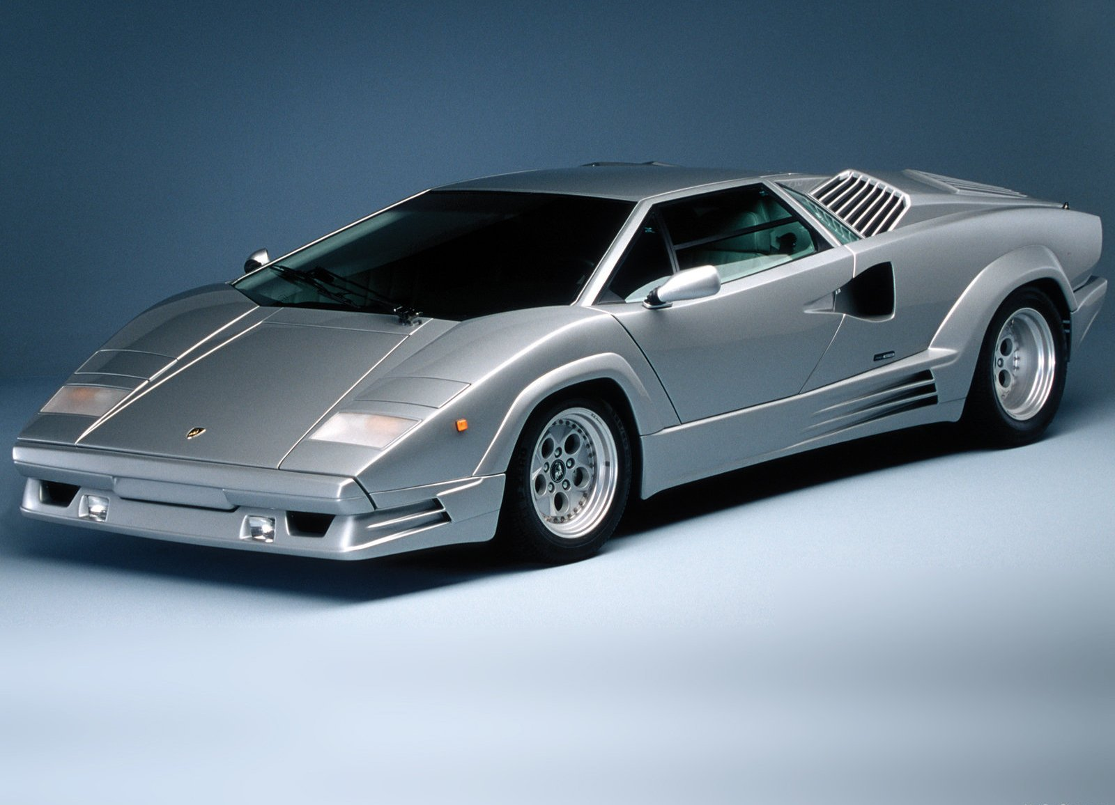 Antiguo Lamborghini Countach 25th Anniversary Del A 241 O 1989