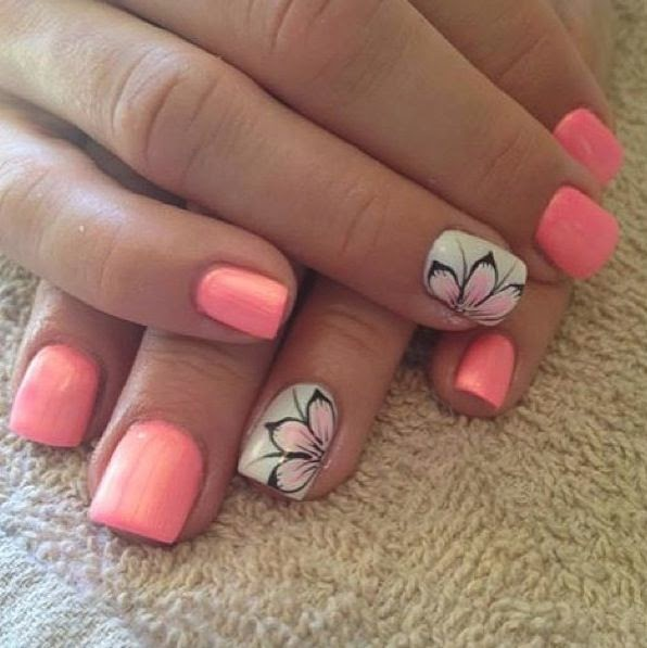 fake nails design