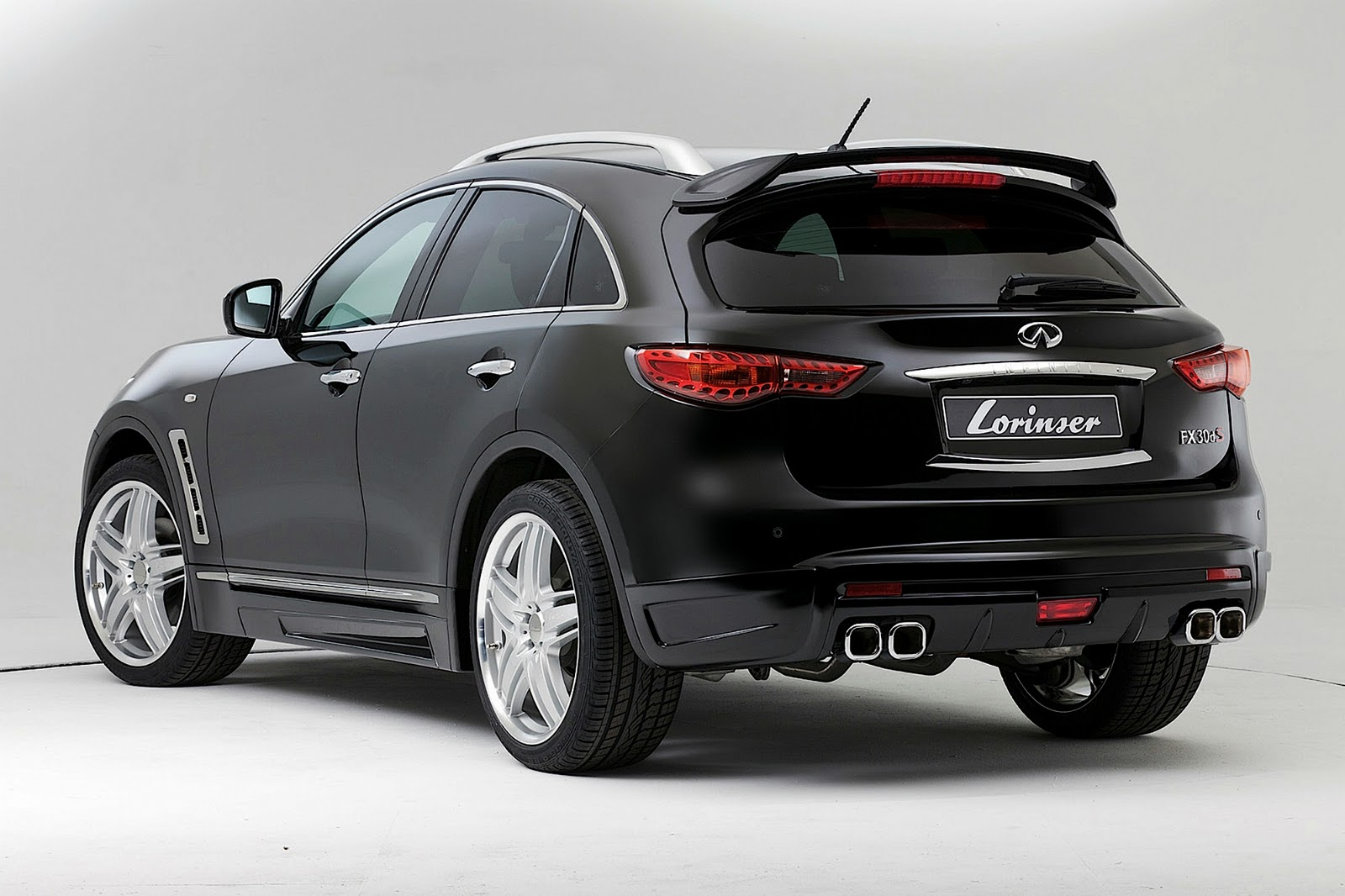 2011 lorinser infiniti fx sport cars and motorcycle news 2011 lorinser infiniti fx vanachro Gallery