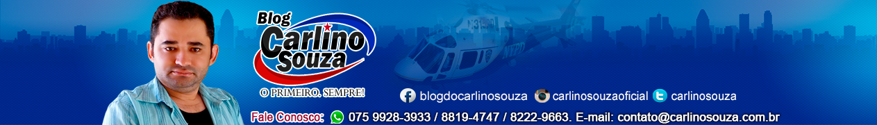 Blog do Carlino Souza - Coronel João Sá, Bahia