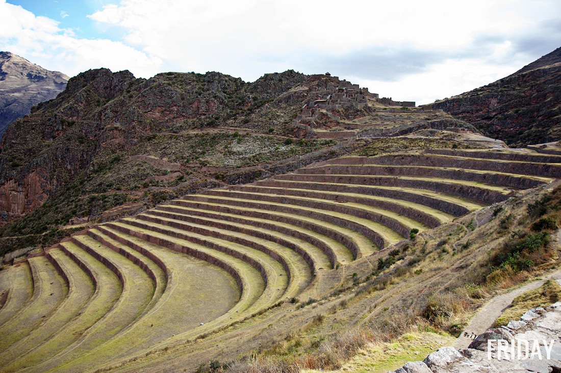 The Sacred Valley- Pisac