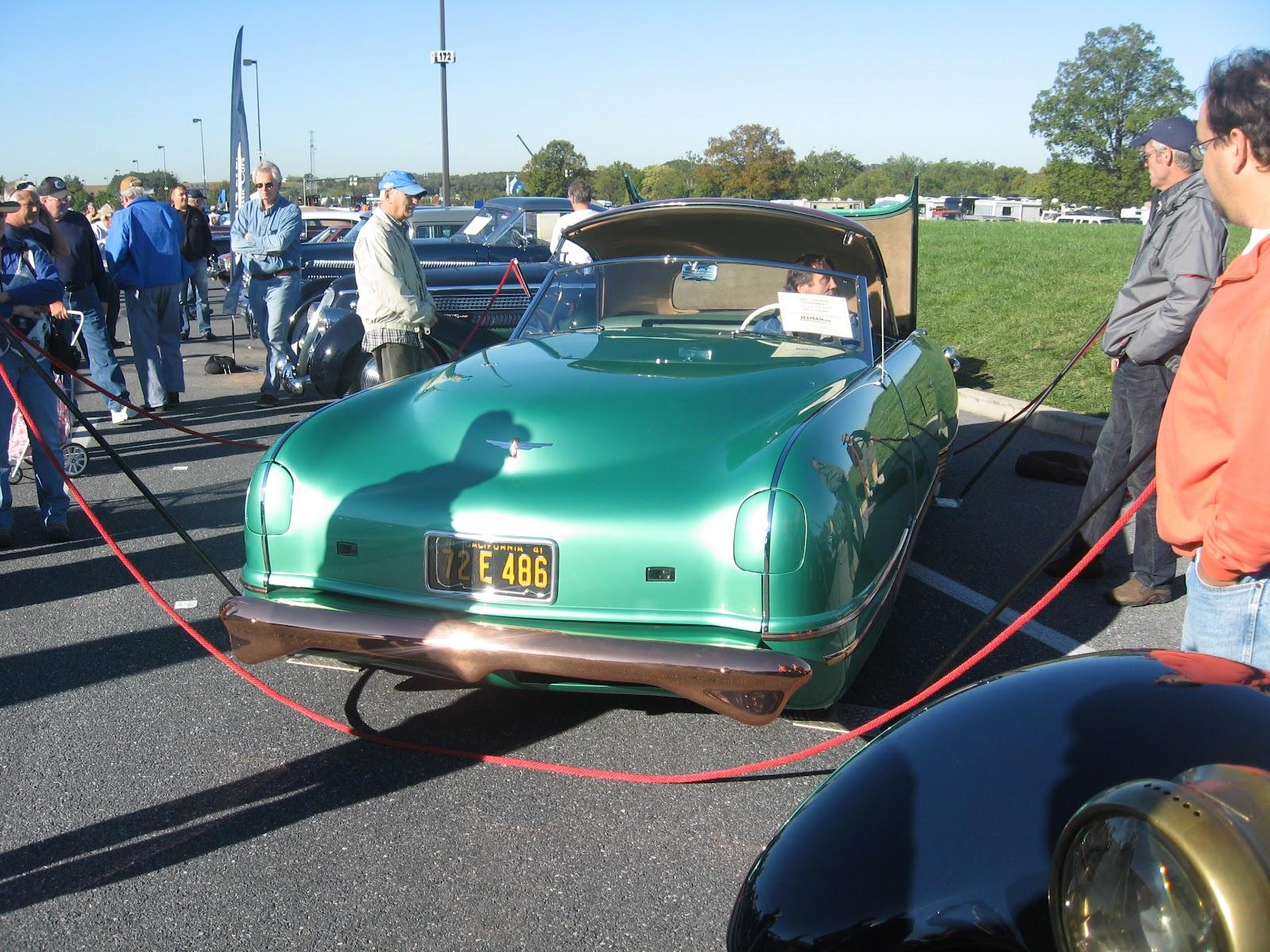 Chrysler\'s First Show Cars   Vintage Motoring Blog
