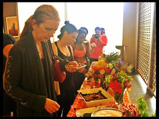 celebrating+the+launch+of+Ilyse+Baker Celebrating the Launch of Ilyse Baker's Dancinerate