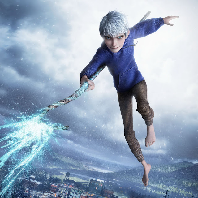 Rise of the Guardians iPad wallpaper 9
